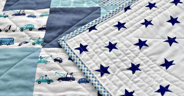 Image detail for -Quilting: Baby boy quilt