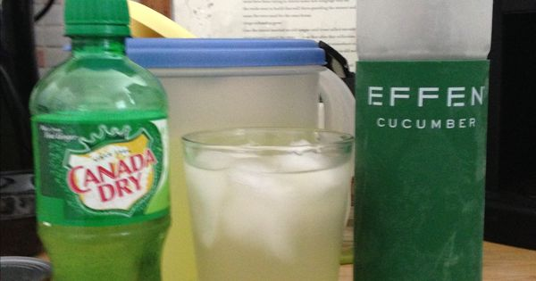 What Alcoholic Drink Goes With Ginger Ale