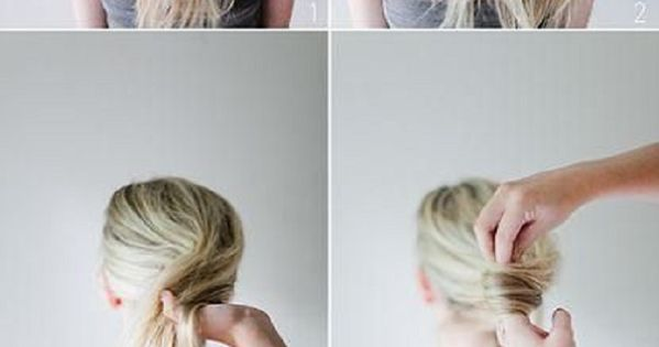 Favorite hair style!! messy french twist tutorial 341x1024 15 Wonderful Hairstyle Tutorials