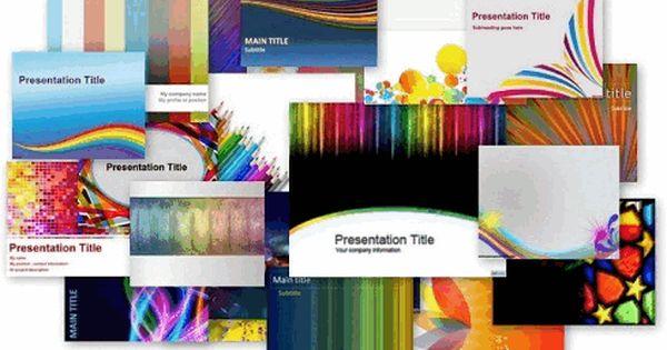25 Template Powerpoint Terbaik Desain
