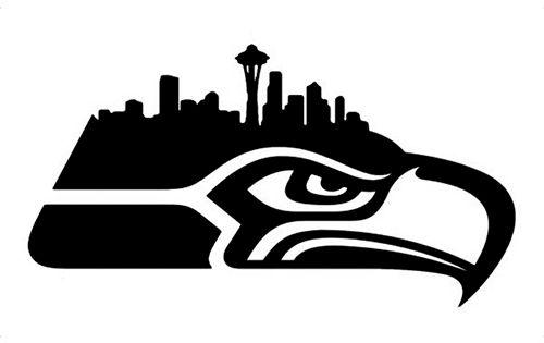 Seattle Car Auction >> NFL Seattle Seahawks Die Cut Vinyl Decal PV1022 | Car ...