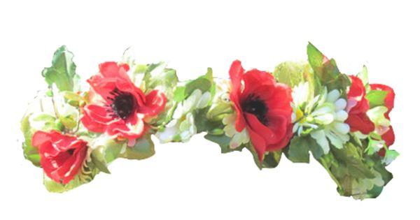 Large Transparent Flower Crown Most Popular Tags For This Image Include Transparent Flower Flower Transparent Flowers Floral Image Flowers