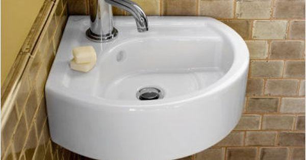 Corner Bathroom Sink Covers Your Empty Space In Your Bathroom Corner Home D