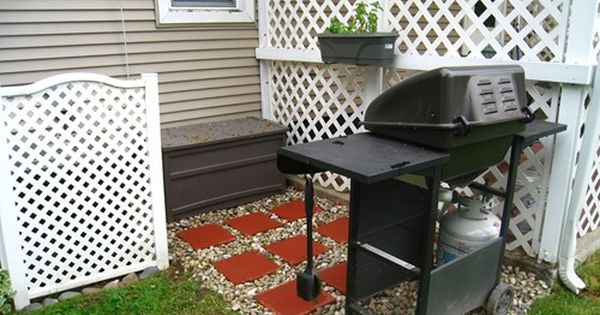 Get Grillin Patio Diy Patio Backyard House