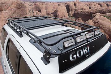 Gobi Jeep Cherokee Xj Stealth Roof Rack Gjcstl Jeep Cherokee