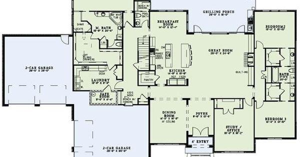 house plan 110 00989 european plan 4 076 square feet 3 bedrooms 3 5 bathrooms safe room. Black Bedroom Furniture Sets. Home Design Ideas