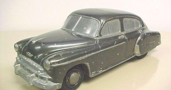 1949 chevy fleetline 4 door sedan banthrico promo model for 1949 chevy 4 door sedan