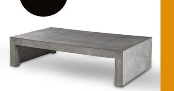 table basse beton gris chez but m rignac village du meuble m rignac but m rignac pinterest. Black Bedroom Furniture Sets. Home Design Ideas