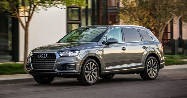2017 Audi Q7 Named Tsp Winner By Iihs Audi Q7 Audi Car
