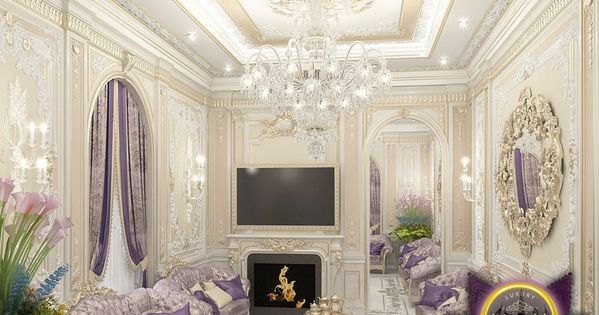 Interior living room design by Katrina Antonovich