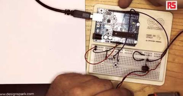 Arduino video tutorial motorized pinwheel youtube