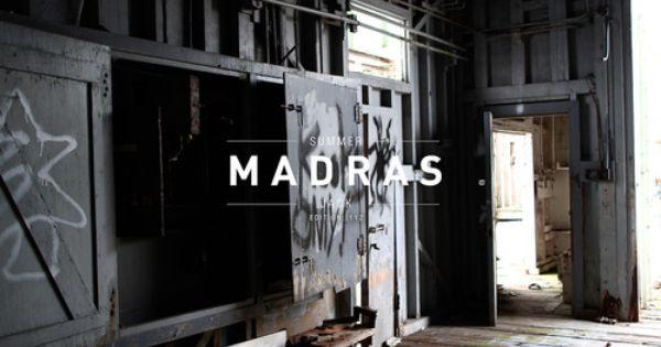 Branding Scandinavia Design Retro Modern Madras