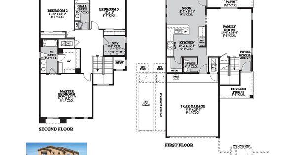 DR Horton Auburn Floor Plan Via Www.nmhometeam.com