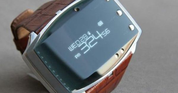 Next generation gadget- Bluetooth watch (gadgets, ideas, inventions, cool, fun, amazing, new,