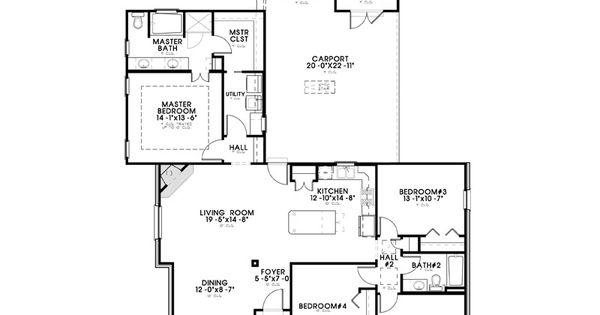 Beauregard Floor Plans HIS Space Pinterest Spaces