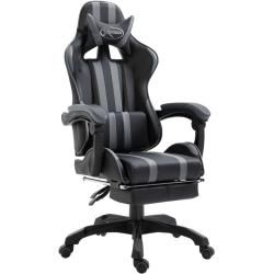 Gaming Chairs Stuhle Grauer Stuhl Und Drehstuhl