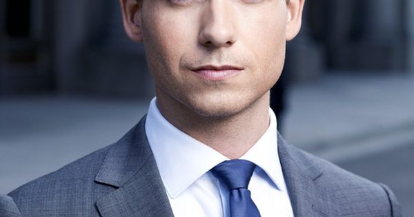 Suits (TV show) Patrick J. Adams as Mike Ross..such a cutie
