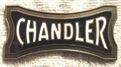 Chandler Motor Cars Produced Automobiles Between 1913 1929 Motor Car Nissan Logo Car Logos