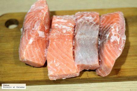 Cómo Cocinar Salmón Congelado Para Que Quede De Película En Menos De Treinta Minutos Como Cocinar Salmon Salmón Congelado Como Cocinar