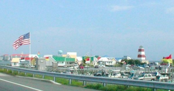 Shanty Town Marina Ocean City Md Shantytown 2003 This
