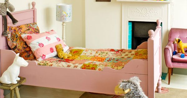I would love for my youngest daughters room to look this way