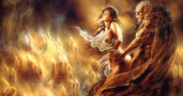 erotic fantasy - Google Search   Fantasy & Surreal Art ...