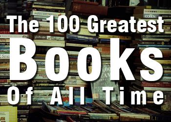 Wikipedia List Of 100 Greatest Books Of All Time My Favorite