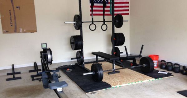 Garage gym inspirations ideas gallery pg home