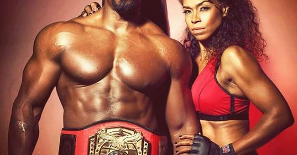 gillian iliana waters michael jai white