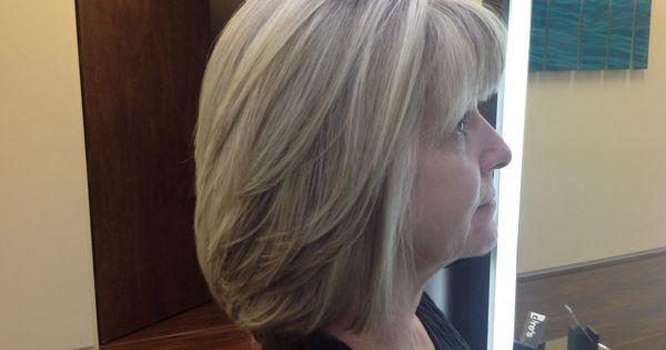 Medium Length Long Layered Haircut With Pattern Matching
