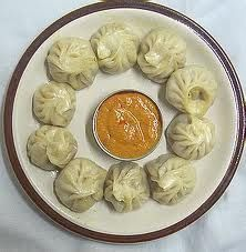 Nepali Momo (Nepalese Meat Dumplings) | Recipe | Food, Nepali food ...