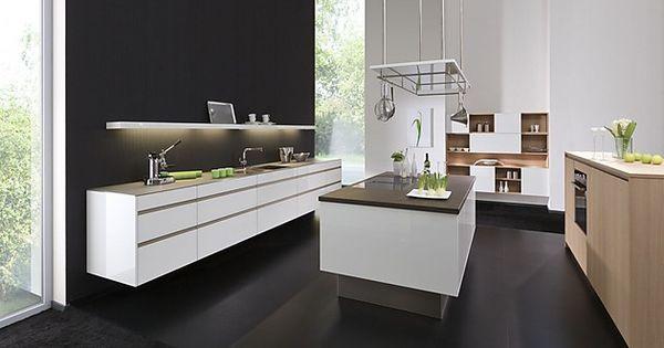 Remo Weiß Alpin (Rempp Küchen) | Küche | Pinterest | Kitchens And Interiors