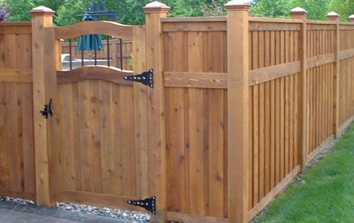 privacy fence design ideas landscaping network the great outdoors