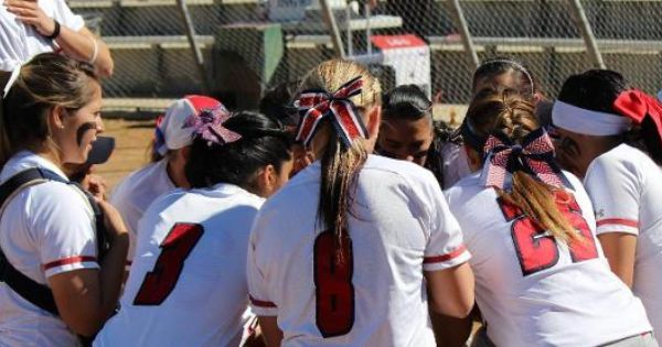 Lady Pioneers Split Two Against La Sierra University Antelope Valley Lady Split Second Antelope
