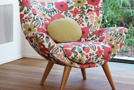 Anna Bond of Rifle Paper Co. fabric collection for Villa Nova. I