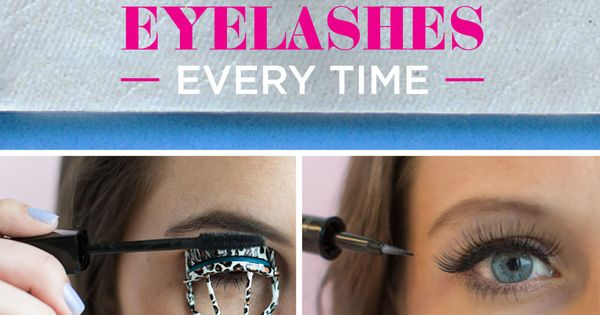 26 mind blowing hacks to get flawless eyelashes every time for Absolutely flawless salon