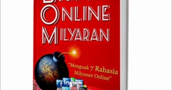 Belajar Bisnis Online Dengan Gambar Buku Online Buku
