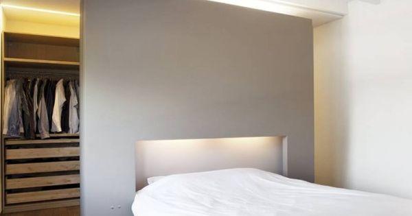 De inloopkast een kamer voor je kleding en schoenen slaapkamer met dressing door saskiameyer - Moderne deco volwassen kamer ...