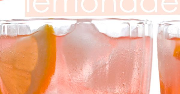 Grown Up Pink Lemonade: AKA 'Pink Panty Droppers' - Makes 1 quart
