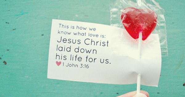 Great for kids church valentines day craft ! outreach idea