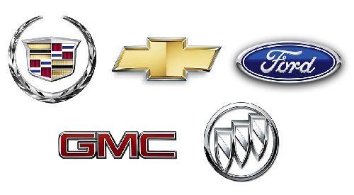 American Car Brands Names List And Logos Of Us Cars In 2021 American Car Logos Car Brands Logos Car Brands