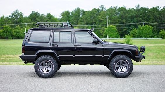 Xj Black Stg2 58k Jeep Cherokee Jeep Cherokee Xj Jeep Cherokee Sport