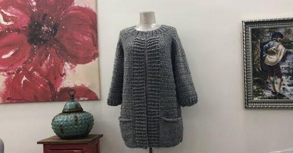 Tigla Cepli Bayan Hirka Tarifi Nazarca Com Hirka Hirkalar Baby Knitting Patterns
