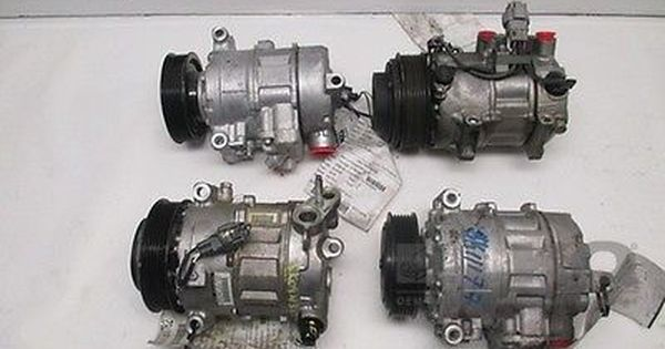 2010 Lr2 Air Conditioning A C Ac Compressor Oem 100k Miles