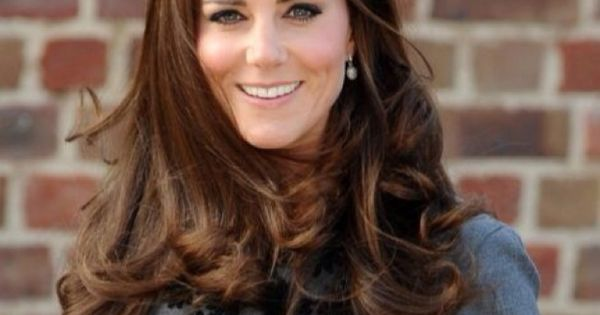 kate middleton hair color