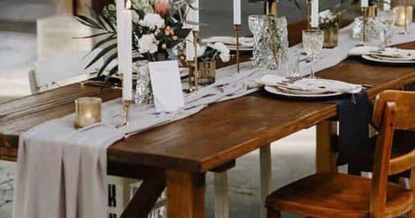 Super schöne Farbe vom Tischläufer | Tischläufer, Gedeckter