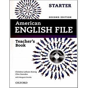 Ghim Trên American English File
