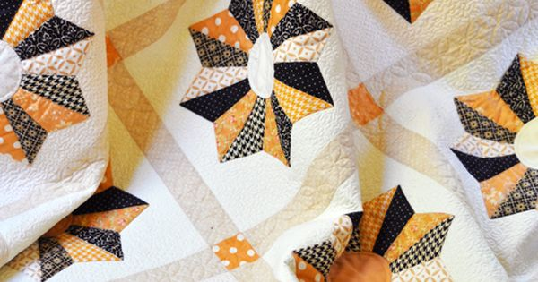 Lollipops Quilt Pattern Fig Tree : Halloween Pops from Lollipops pattern by Fig Tree Quilts Pinterest Fig tree, Accent colors ...