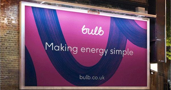 Ragged Edge Logo Design Bulb Energy 4 With Images Energy Companies Bulb Energy