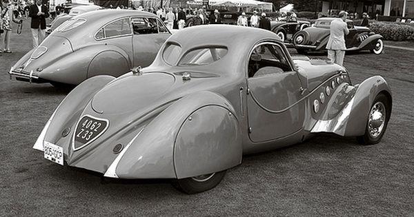 1937 Peugeot 402 Darl Mat Coupe Classic Cars Classic Cars Vintage Unique Cars